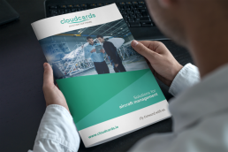 cloudcards aviation brochure