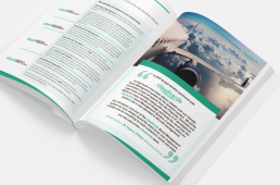 cloudcards magazine brochure