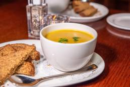 The Grand hotel Vegetable Soup
